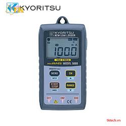 Máy ghi dữ liệu dòng rò Kyoritsu 5001