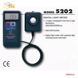 Máy đo cường độ sáng Kyoritsu 5202